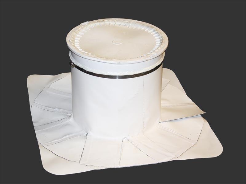 PVC or TPO Continuous Round