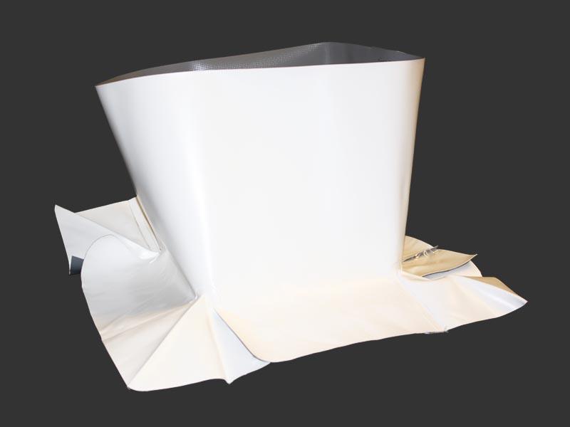 PVC or TPO Curb Flashing